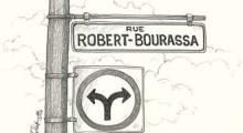 Changer le nom du Boulevard Saint-Joseph pour celui de Robert Bourassa : hors de question!