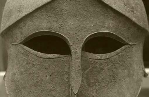 casque corythtien