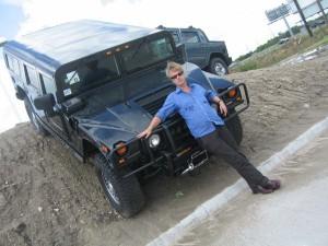 Toujours fier d'avoir un Hummer