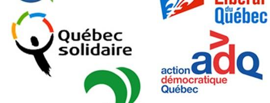 Archives visuelles de l'élection provinciale 2008 au Québec