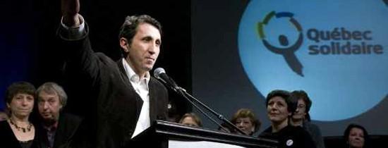 Amir Khadir: Un rayon de soleil à l'horizon du contexte québécois