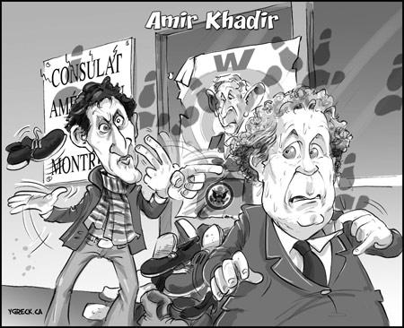 Amir Khadir rentre à l'Assemblée nationale