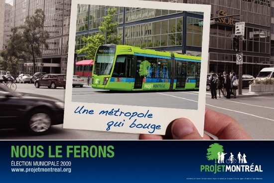 projet montreal tramway