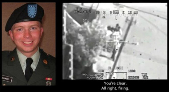 Bradley Manning vs Apache