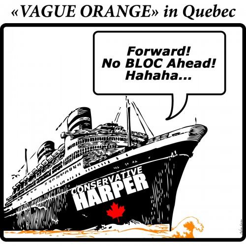 Vague Orange