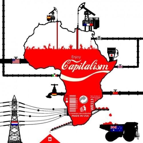 Quand l'Afrique s'éveillera, la Chine tremblera,