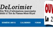 Lancement d'un site Web dédié au district de DeLorimier