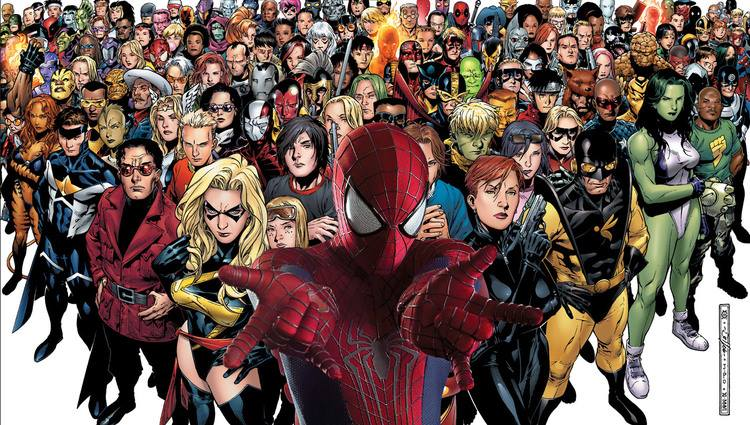 Image Result For Marvel Unevres Coloring