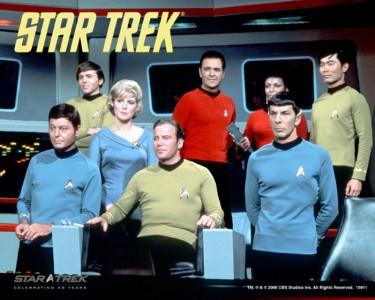 StarTrek Cast