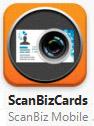 ScanBizCards pour iPhone