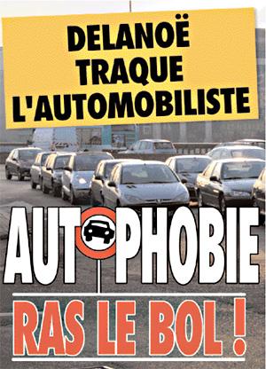 Delanoë Autophobe