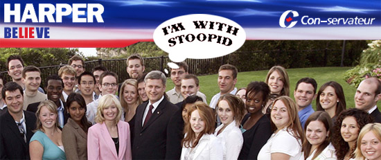 Harper and Stupids