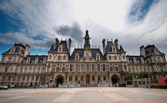 Hôtel de Ville Hotel-de-ville