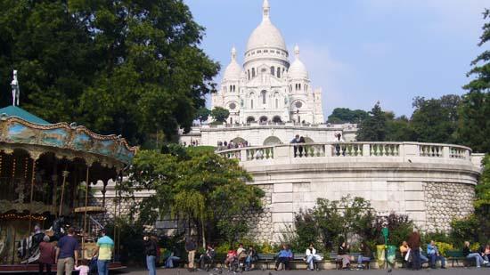 PBasilique Sacré-Coeur