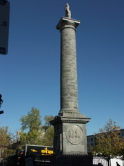 Nelson Column at Montreal