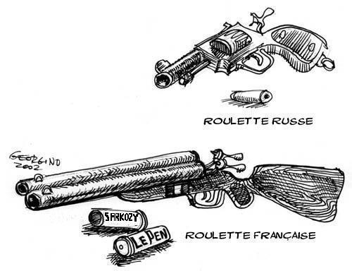 la roulette francaise