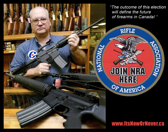 NRA for Harper